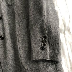 Faconnable Suits & Blazers - Men's Faconnable gray blazer